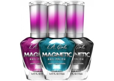 Vernis à Ongles Magnetic LA GIRL