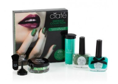 Coffret Manucure Emerald Collection CIATE