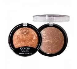 Bronzer - Golden Soleil Baked Bronzer J. CAT BEAUTY