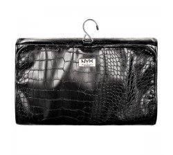 Trousse Maquillage - Black Croc Travel Bag NYX