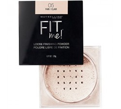 Poudre Libre - Fit Me Loose Finishing Powder MAYBELLINE