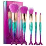 Set 5 Pinceaux - Minutes To Mermaid - Brush Set TARTE