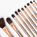 Set Pinceaux - Rose Gold Brush Set BH COSMETICS