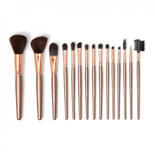 Set Pinceaux - Rose Gold BH COSMETICS