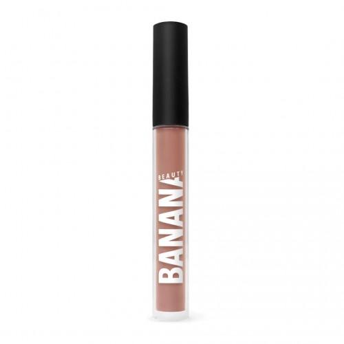 Rouge à Lèvres - Liquid Lipstick Semi-Mat BANANA BEAUTY