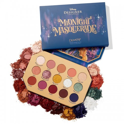 Palette Yeux - Midnight Masquerade COLOURPOP
