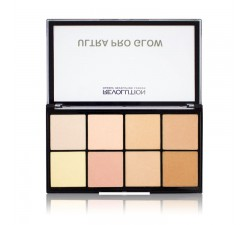 Palette Highlighter - Ultra Pro Glow MAKEUP REVOLUTION