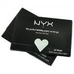 Papier Blotting Paper NYX