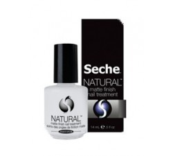 Top Coat SECHE NATURAL Matte Finish SECHE