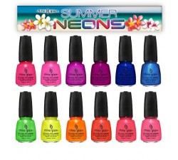 Vernis à Ongles Summer Neon CHINA GLAZE