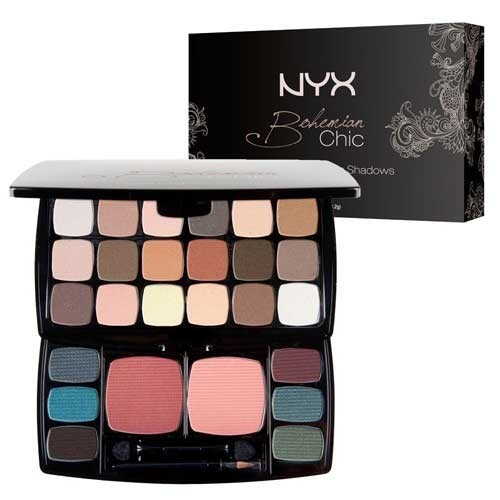 Coffret Smokey Look Collection NYX