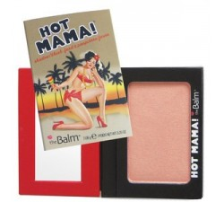 Blush et Fard à paupières Hot Mama THE BALM