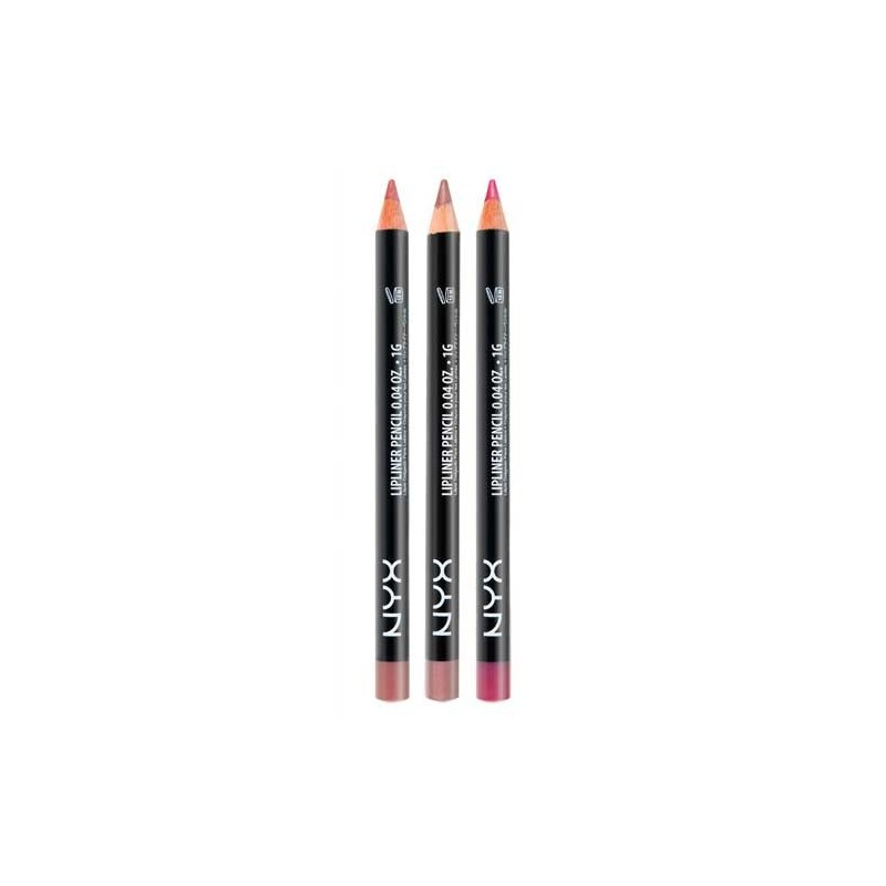 crayon l vres slim lip pencil nyx coinmakeup. Black Bedroom Furniture Sets. Home Design Ideas