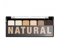 Palette Nude on Nude Natural Look Kit NYX