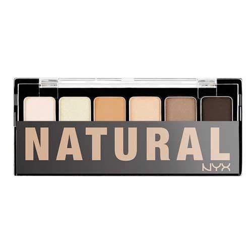 Palette Nude on Nude Natural Look Kit NYX