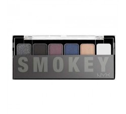 Palette The Smokey Shadow Palette NYX