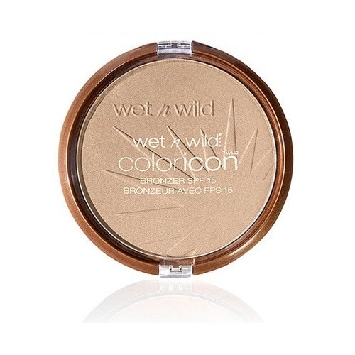 Bronzer Color Icon Bronzer SPF 15 WET N WILD