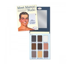 Palette Meet Matt(e) Nude THE BALM