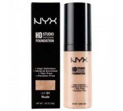 Fond de teint HD NYX