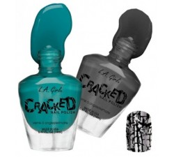 Vernis à Ongles Cracked Nail Polish LA GIRL
