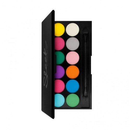 Palette i-Divine Ultra Matte V1 SLEEK MAKEUP