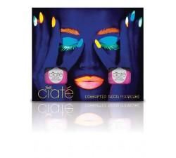 Coffret Manucure Corrupted Neon Manicure CIATE