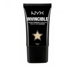 Fond de Teint Invincible Fullest Coverage Foundation NYX