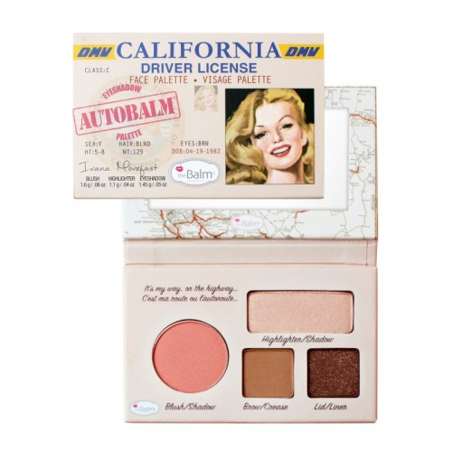 Palette Autobalm THE BALM