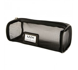 Trousse Maquillage Mesh Zipper Makeup Bag NYX