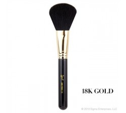 Pinceau F30 Large Powder 18K Gold SIGMA