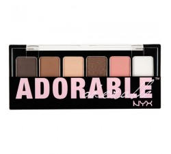 Palette Adorable Shadow Palette NYX