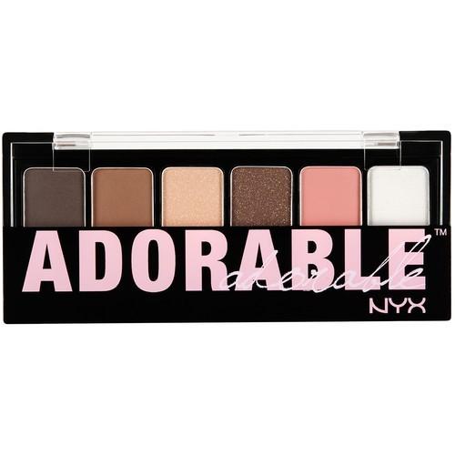 Palette Adorable Shadow Palette NYX