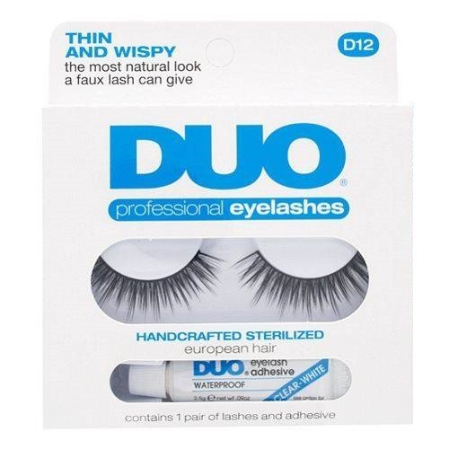 Kit Faux-Cils et Colle Professional Eyelashes DUO