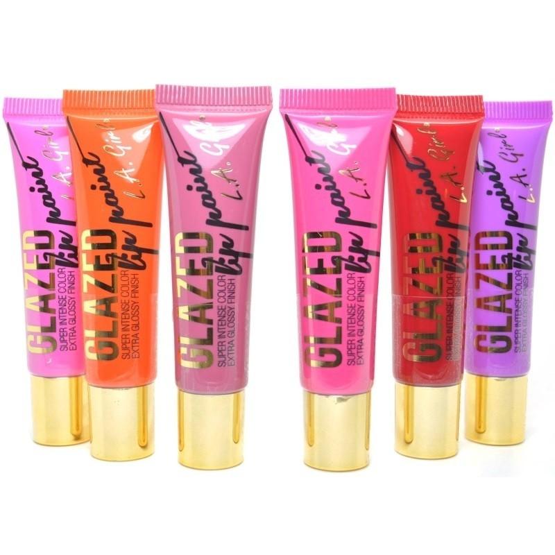 Rouge à Lèvres Liquide Glazed Lip Paint LA GIRL CoinMakeup