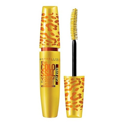 Mascara The Colossal Cat eyes Volume Express Waterproof MAYBELLINE