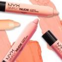 Rouge à Lèvres - Simply Nude Lip Cream NYX