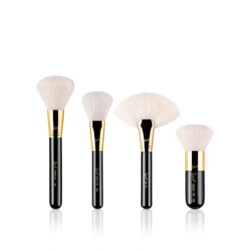 Kit Pinceaux Visage - Face Kit 18K Gold SIGMA