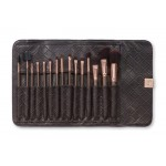 Set Pinceaux Rose Gold Brush Set BH COSMETICS