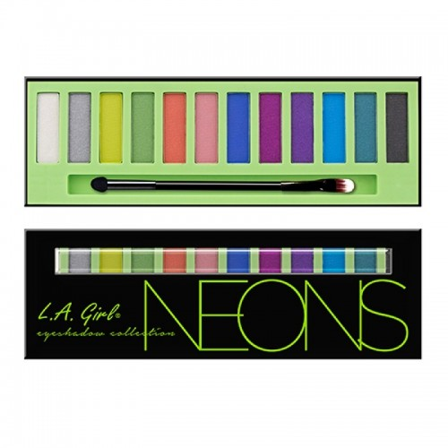 Palette Yeux - Beauty Brick Eyeshadow Collection LA GIRL