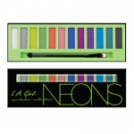 Palette Yeux - Beauty Brick Eyeshadow Collection LA GIRL