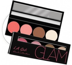 Palette Teint Beauty Brick Blush Collection LA GIRL