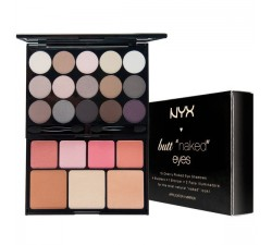 Palette Butt Naked Eyes NYX