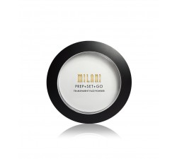Poudre Transparent - Prep+Set+Go Transparent Face Powder MILANI