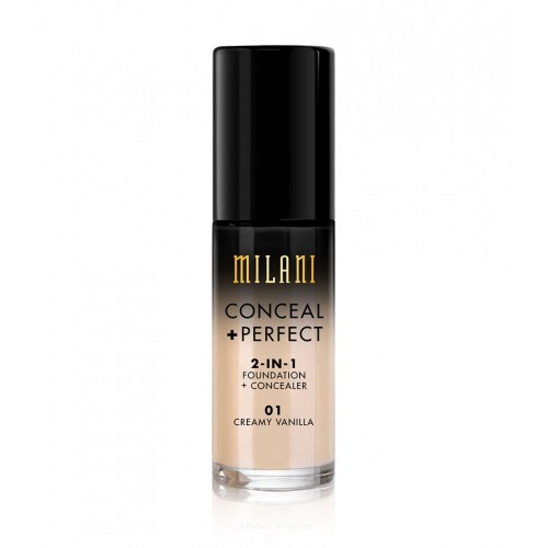 Fond de Teint Conceal + Perfect 2 in 1 Foundation + Concealer MILANI
