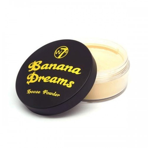 Poudre Banana Dreams Loose Powder W7