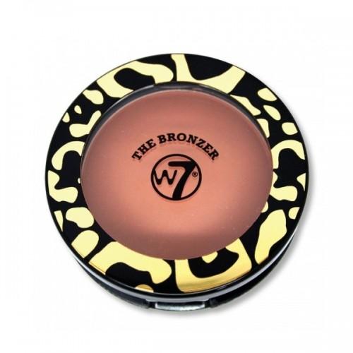 Bronzer The Bronzer Matte Compact W7