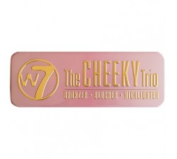 Palette Teint The Cheeky Trio W7