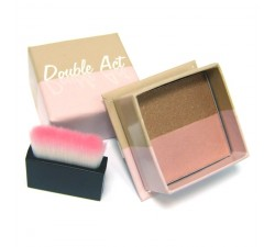 Bronzer Blush Double Act W7