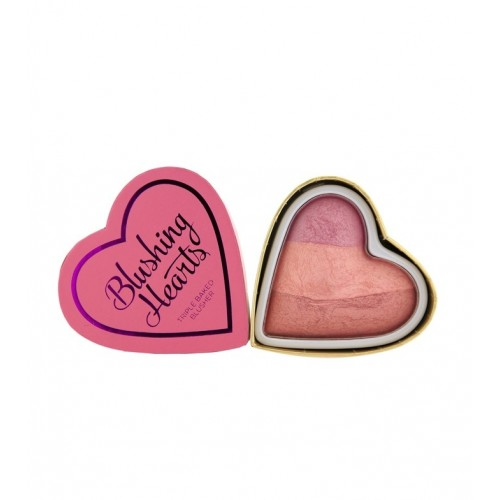 Blush I Heart Makeup Blushing Hearts - Candy Queen of Hearts Blusher I HEART MAKEUP