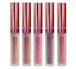 Rouge à Lèvres - Velvetmatte Liquid Lipstick LASPLASH